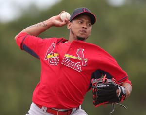 Martinez takes the fifth in Cardinals rotation