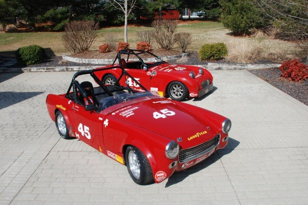Let39;s hear it for vintage sports car racing : Stltoday