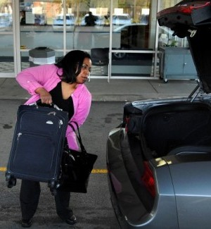 Shuttlefare offers door-to-door airport transportation that is comfortable and cost effective. Save money and eliminate overnight airport parking fees for your car when you book your airport transportation with us.