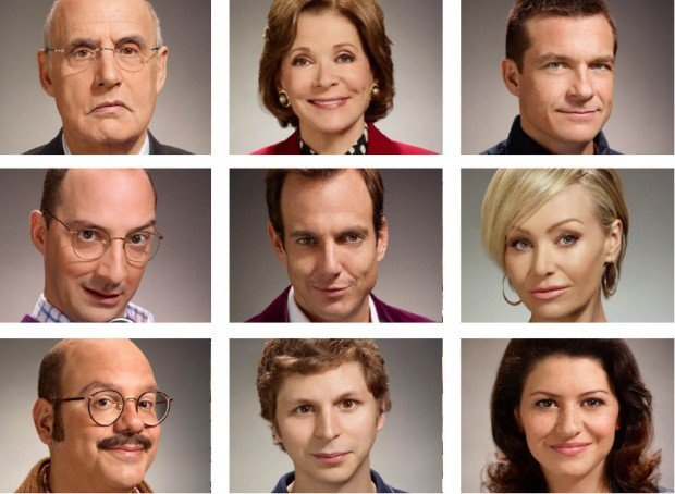 The Bluth reunion: A character guide
