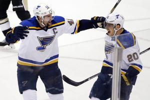 Blues are in the homestretch