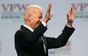VP Biden speaks at VFW convention