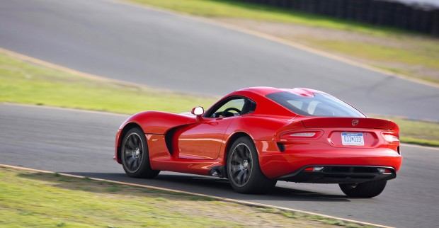 2013 SRT Viper Coupe