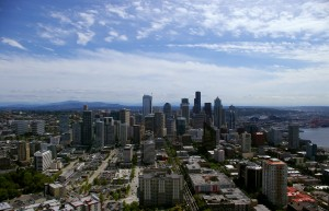 Seattle: From urban markets to mountains and glaciers