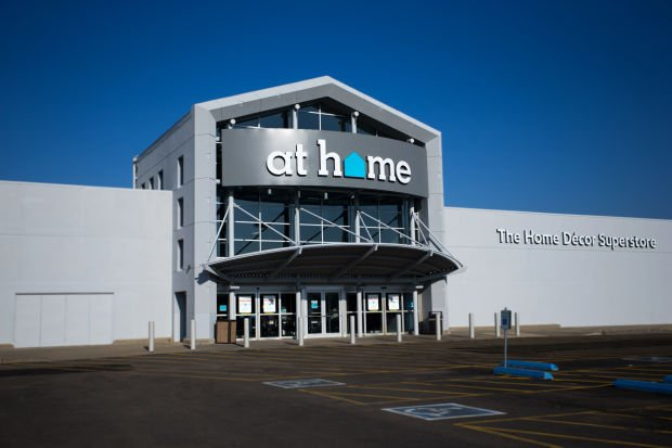 Garden ridge stores rebranding to 39 at home 39 business for In home decor store