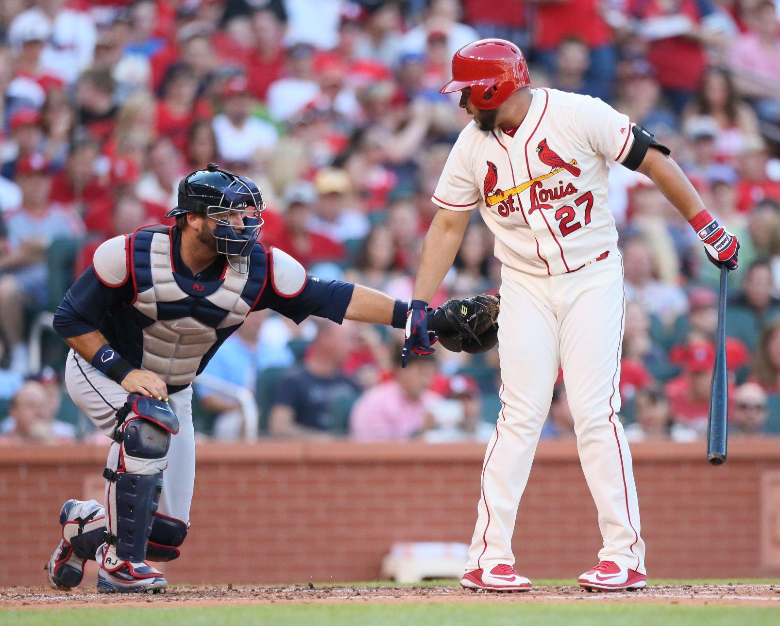 Cardinals notes: Peralta adjusting to being back at shortstop