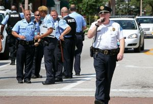 St. Louis police release video, audio of deadly police shooting