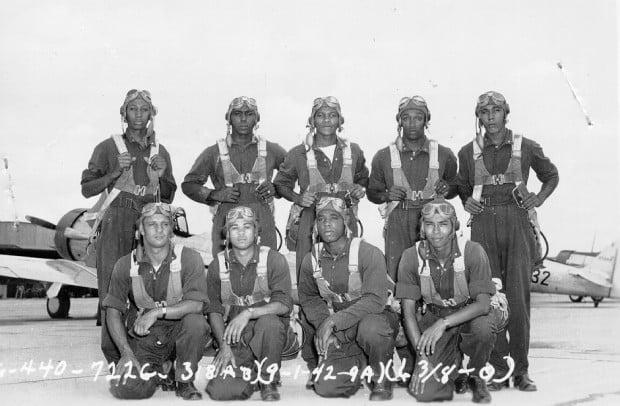 Tuskegee Army Air Field Class 42 H 1942 News