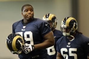 Rams rookies open training camp