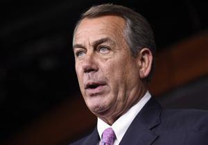 E.J. Dionne: The price Boehner pays