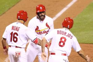 Cardinals keep the rallies coming