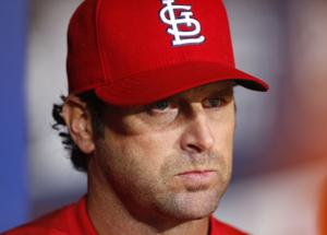 Cardinals praise Matheny's work