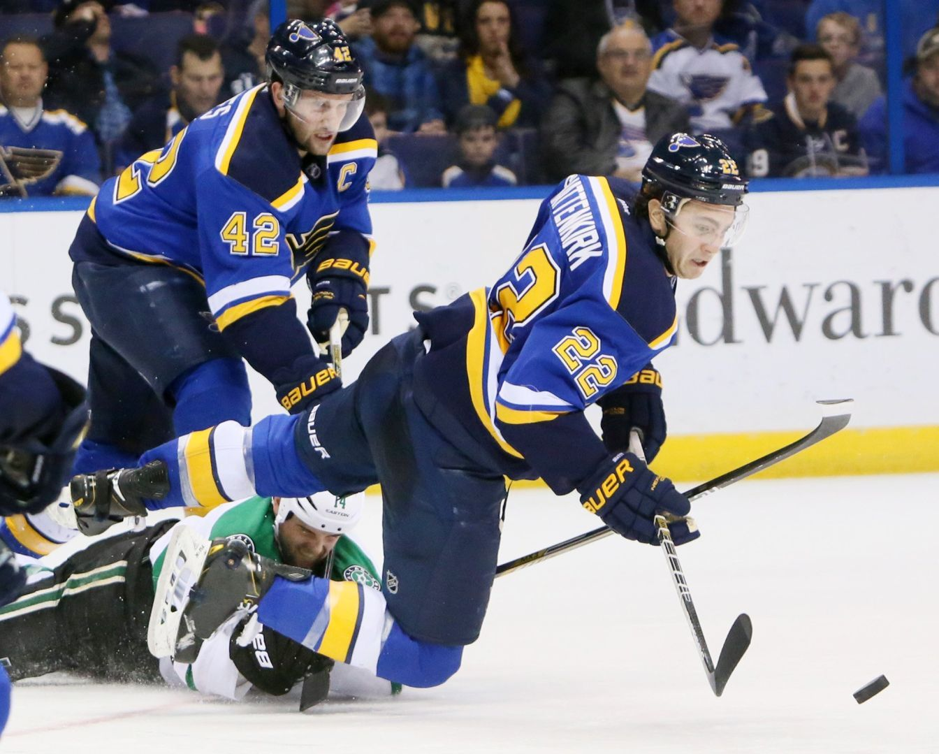 Shattenkirk recovering after surgery