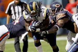 Rams offense stuck in neutral in 23-6 loss