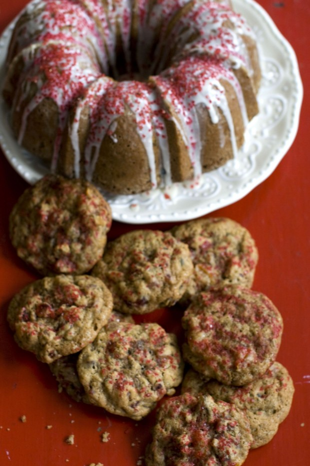 Fruitcake Cookies : Lifestyles