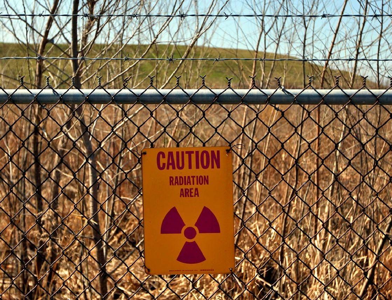 Sign at West Lake Landfill