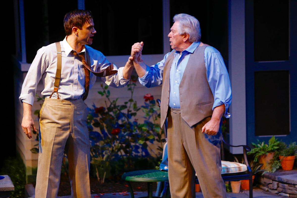 a play review on arthur millers all my sons Fylde coast players presentation of the classic drama all my sons by arthur  miller.