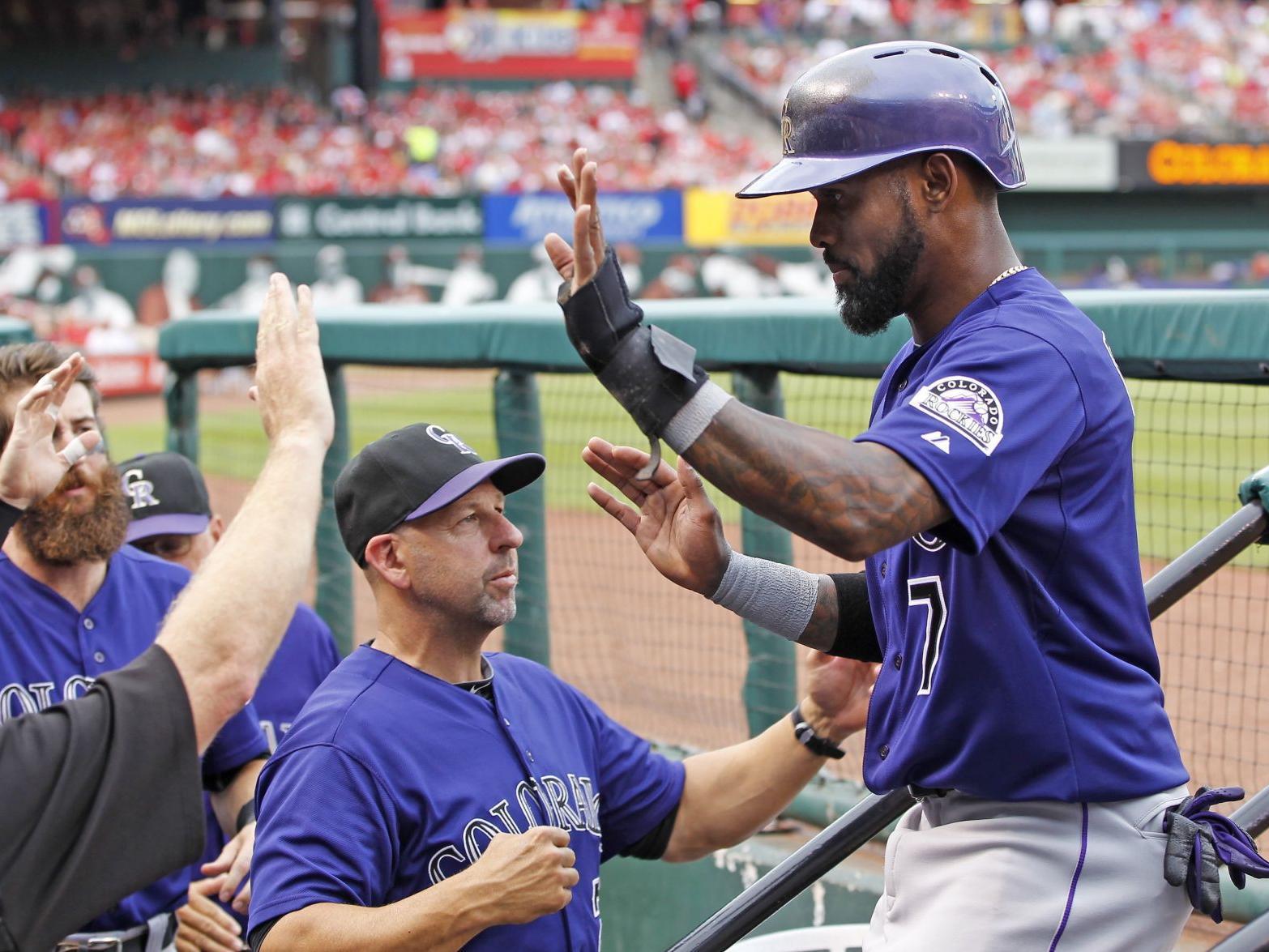 MLB notes: Rockies' Reyes suspended through May 31 | Baseball | stltoday.com