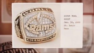 Watch: Super Bowl rings through the years