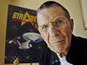 Leonard Nimoy: The man who was Spock