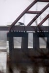 Mississippi's water level on the rise
