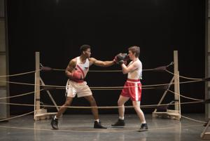 With the play 'And In This Corner...Cassius Clay,' Metro Theater wants to get kids talking