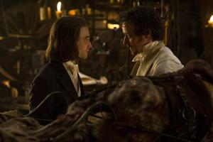 Review: 'Victor Frankenstein' is a mashed-up mess