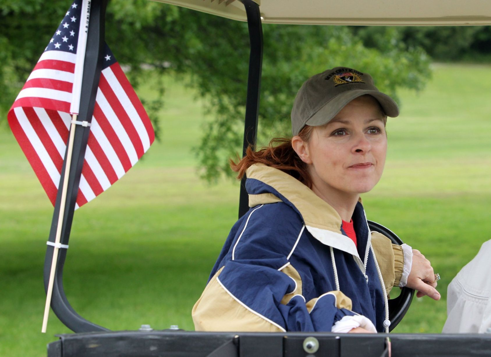 Her vision turned a golf course into a place of honor