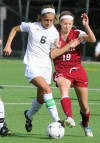Markway's goal in OT lifts Nerinx Hall to Senior Day win over visiting Summit