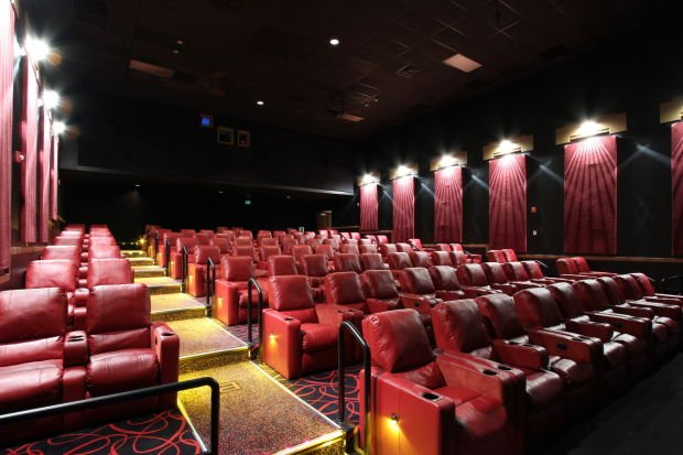 esquire theater gets a modern makeover entertainment