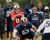 Rams hold day two of OTAs