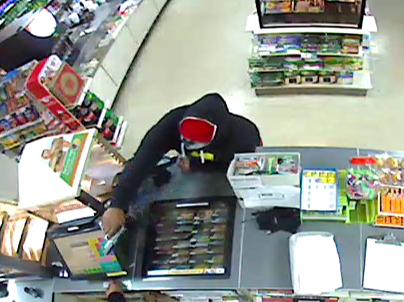 Maplewood police hope surveillance pictures lead to 7-Eleven robber