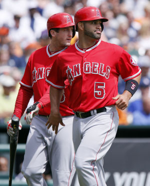 Bernie: Ex-Cards helping Angels fly
