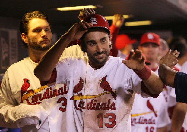 DeWitt: Carpenter could be Cardinal for life