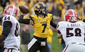 Matter Video:  Mizzou looking for life in passing game