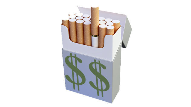 cigarettes taxes In recent years, cigarette taxes have become the chief public policy instrument in  the fight against smoking originally, the american.