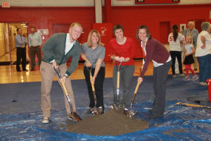 Zion Lutheran School breaks ground on $2 million expansion