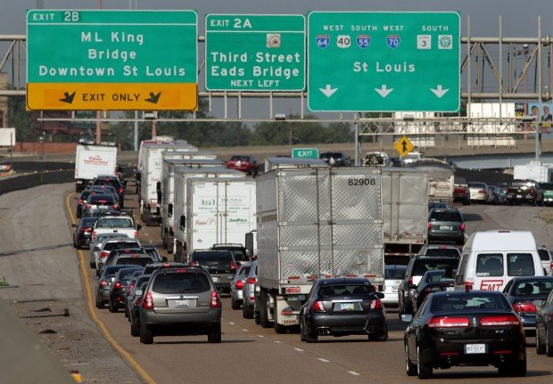 Saint Louis City Accident Search For November
