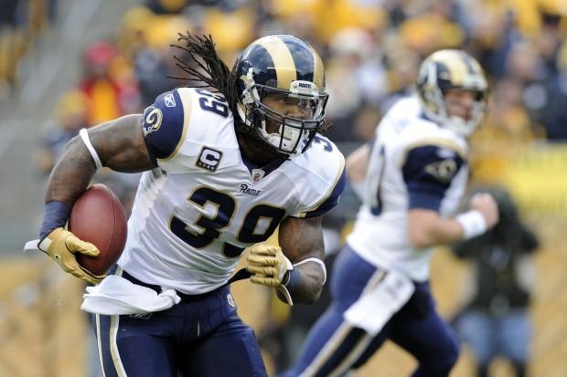 Steven Jackson Rams 2012