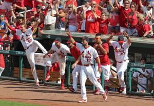 Game blog: Cards rally in ninth for win