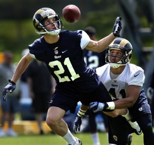 Rams update: Rookie minicamp wraps up