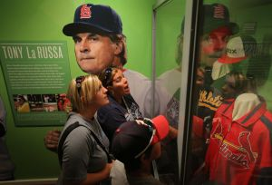 Baseball Hall of Fame readies for inductees