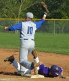 Barrage of base knocks leads Breese to knockout of Columbia