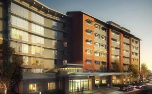 Korte to begin construction on U.S. Navy hotel