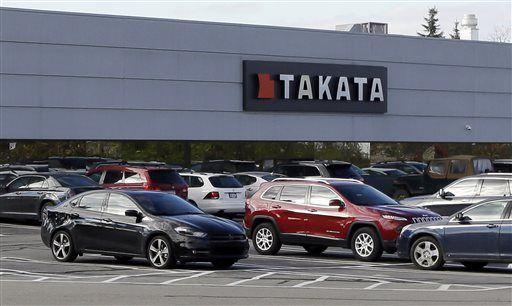 Senators urge NHTSA to accelerate Takata air bag recall