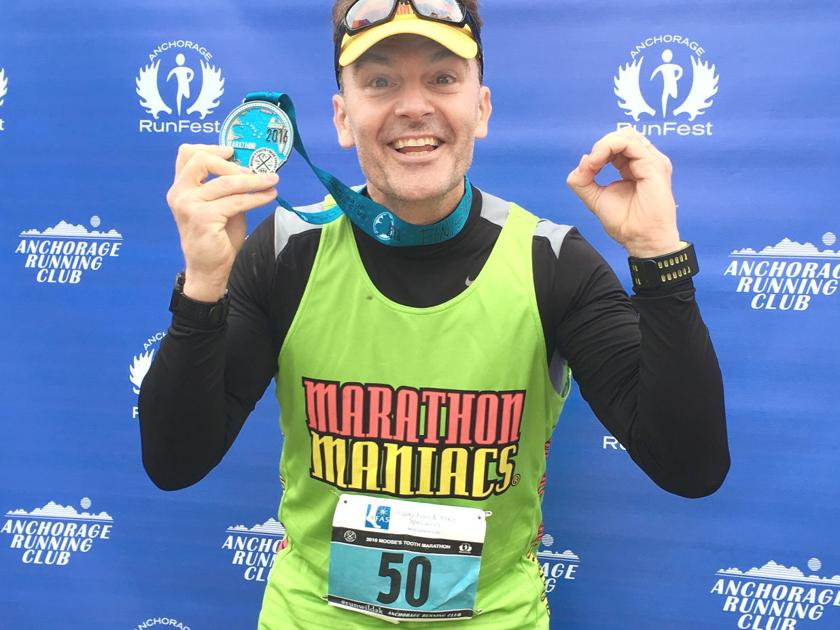 Town and country doctor runs marathons in all 50 states for Town and country magazine sweepstakes