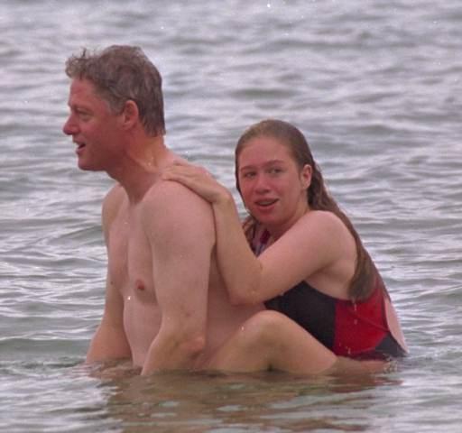 Fotos de desnudos de Chelsea Clinton filtradas en