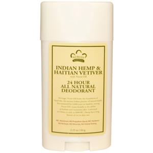 Product Test: Nubian Heritage All-Natural Deodorant