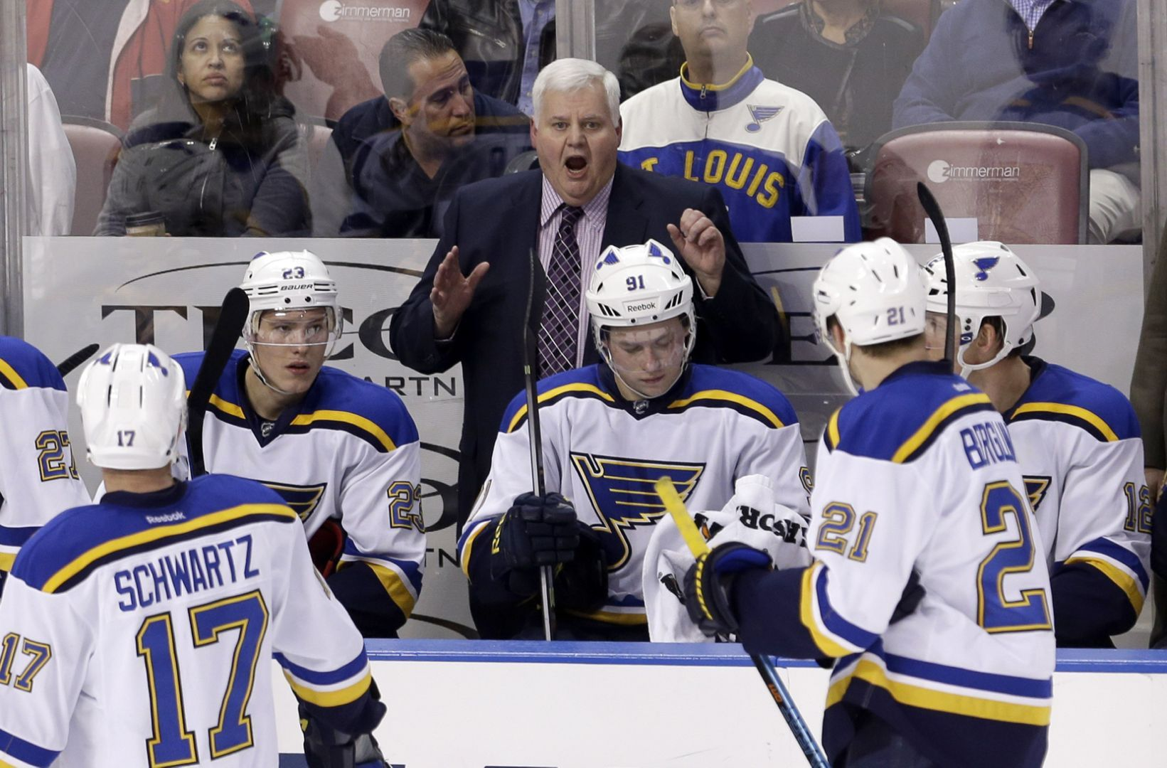 Blues Bytes: Hitch's Moves Work