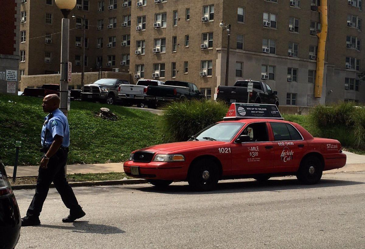 Laclede cab driver found shot to death inside taxi in the central west end law and order - Order a cab ...